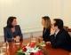Presidentja Jahjaga priti drejtoren e përgjithshme të Komisionit Ndërkombëtar për Personat e Pagjetur, Kathryne Bomberger